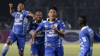 Achmad Jufriyanto dan Supardi Kembali ke Persib Bandung