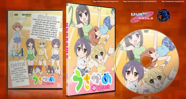 Usakame | 12/12 | Cover DVD | Mkv HD | MEGA |