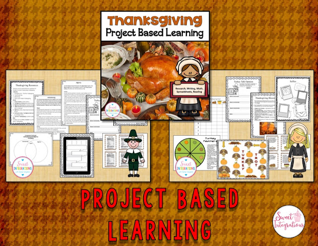 Save your Thanksgiving food ads for math activities in your elementary classroom. Your students can survey friends, read and calculate nutritional values from canned goods, and solve math problems from grocery store ads.