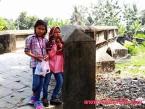 Keraton Surosowan Banten Lama yang terlupakan