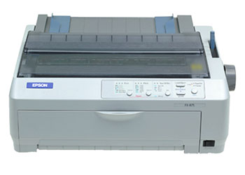 Epson FX-875 Driver Download