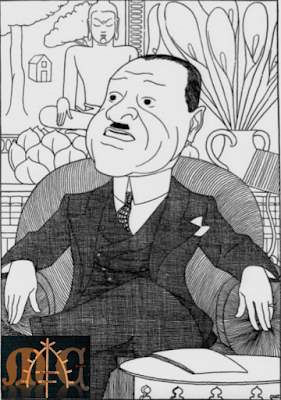 Mr. W. Somerset Maugham by Quiz