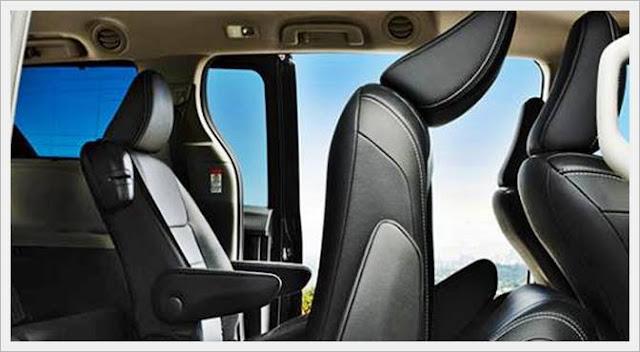 2017 Toyota Sienna Interior Canada