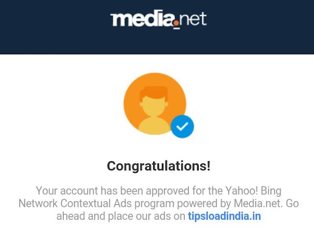Tipsloadindia.in, media.net, ad network, google AdSense alternative