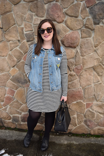 Sequins & Skulls: Seeing Stripes