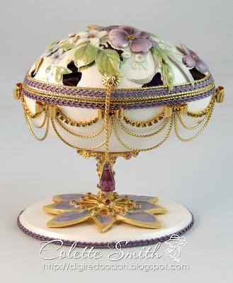 Digi Re Doo Dah Easter Eggs Faberge Style