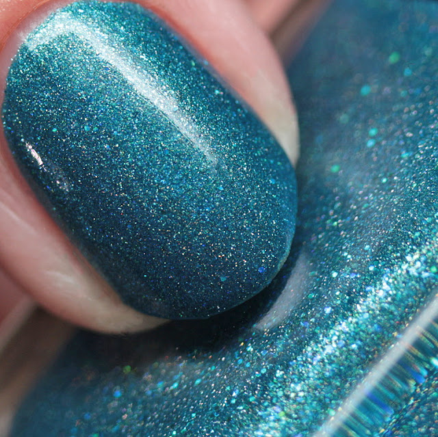 Supermoon Lacquer Submarine Reflection