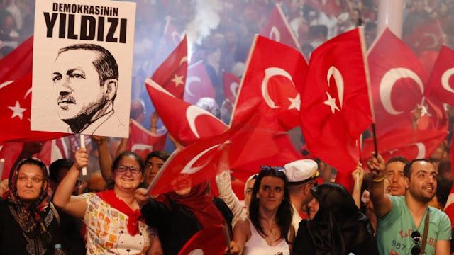 Επίδειξη ισχύος ετοιμάζει ο Ερντογάν με συγκέντρωση στη Γερμανία