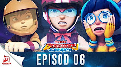 BoBoiBoy, Galaxy, Episode 6, Fang, Perlengkapan, Pasukan