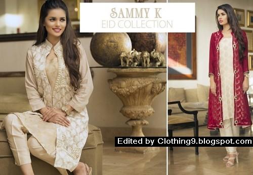 Sammy k Pret Wear Eid Collection 2015