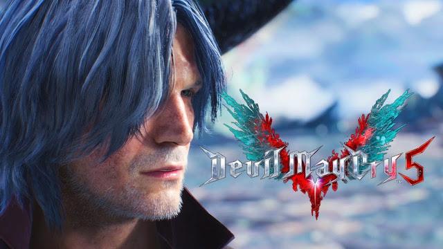 شاهد شخصية Dante في قمة الأكشن من خلال عرض بالفيديو للعبة Devil May Cry 5 يتجاوز 20 دقيقة ، لنشاهد من هنا ..