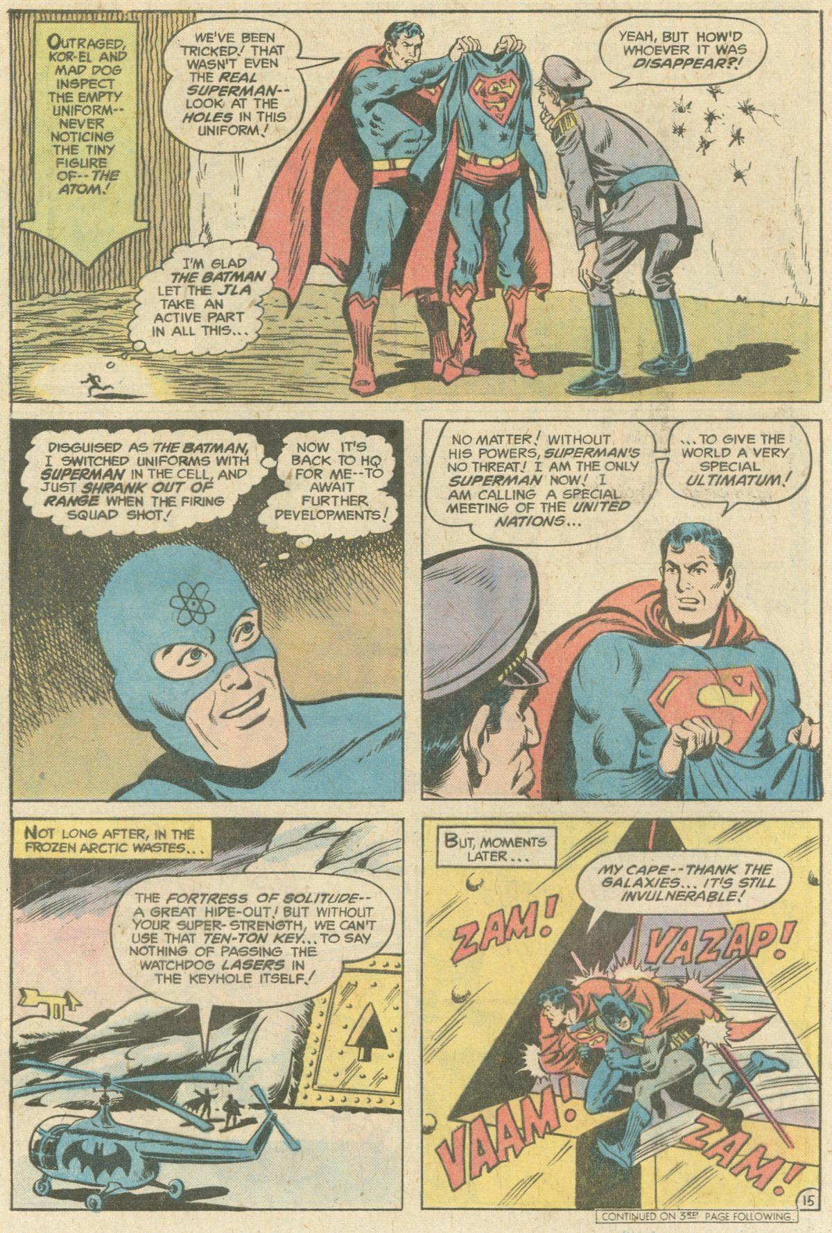 Read online World's Finest Comics comic -  Issue #247 - 20