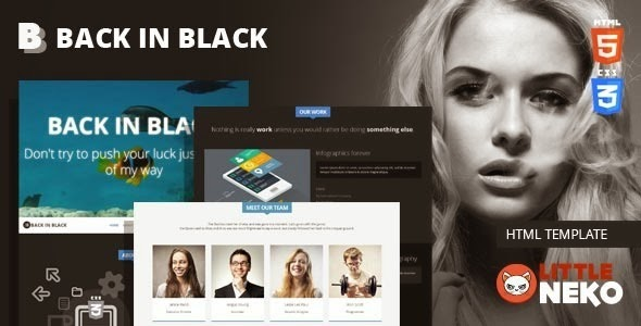 Bootstrap onepage theme