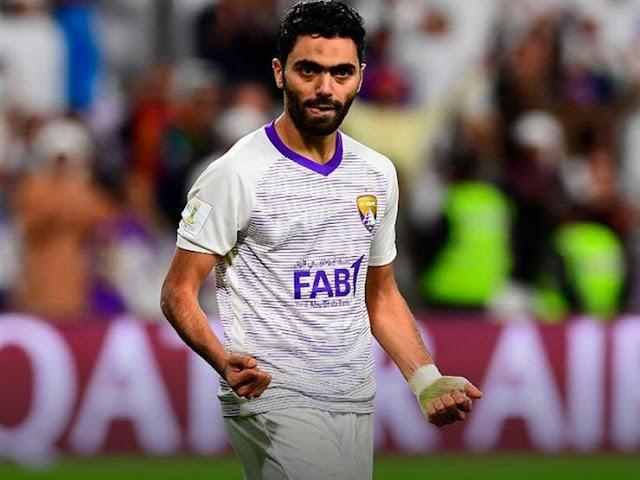صورة | بعد وصوله للقاهره ... تعرف على اول مباراة لحسين الشحات مع الاهلى