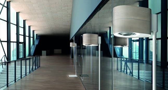 floorlamps that are wireless speakers