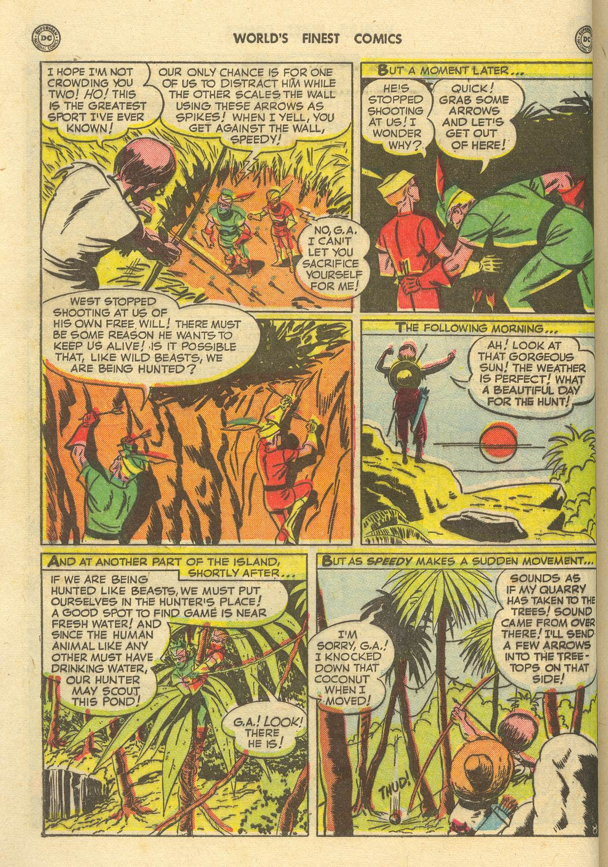 Read online World's Finest Comics comic -  Issue #51 - 24