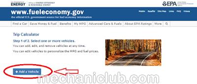 موقع رائع يقدم لك معدل إستهلاك الوقود الحقيقي في السيارات