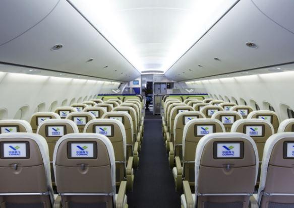 Comac C919 cabin interior