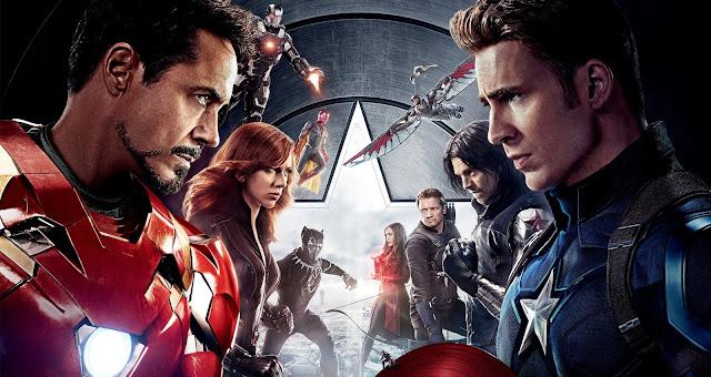 Capitão América 3 | Cenas inéditas apresentam confrontos e recrutamento do Homem-Formiga