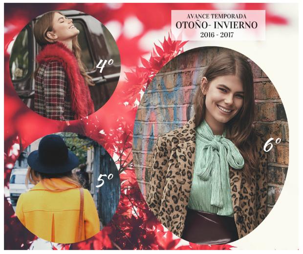 comprar en rebajas avance moda otoño  invierno 2016 2017