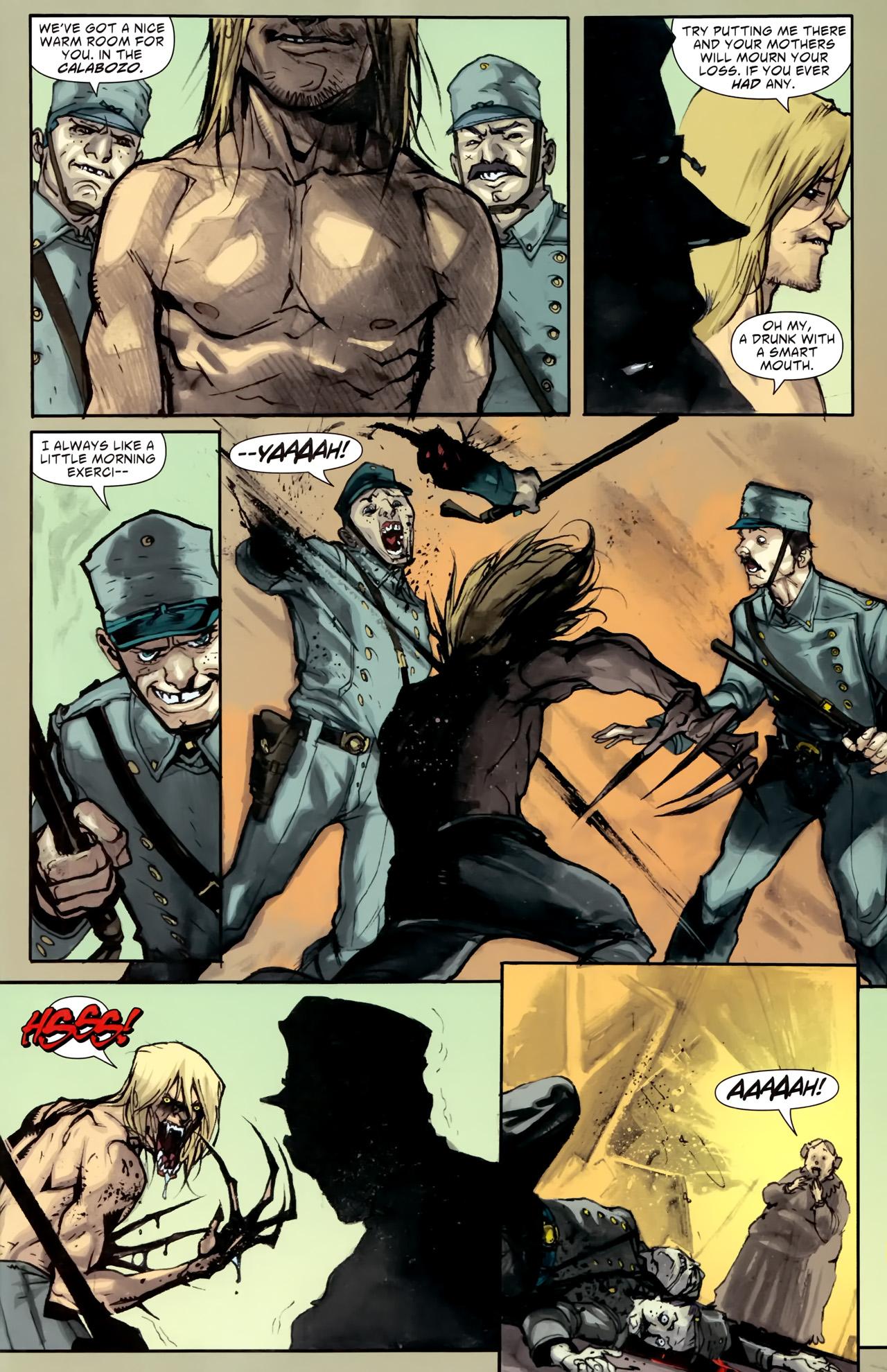 Read online American Vampire comic -  Issue #3 - 25