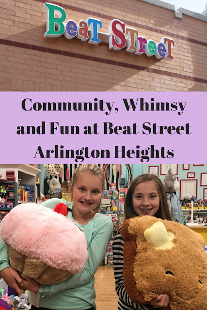 Community, Whimsy and Fun at Beat Street in Arlington Heights