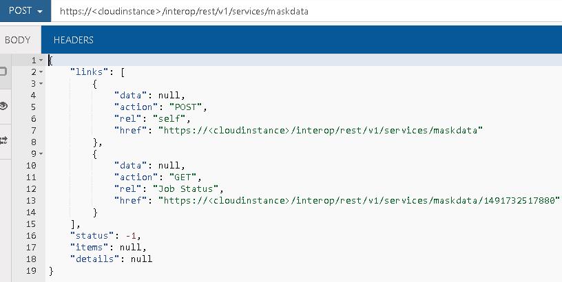 More to life   : EPM Cloud - masking data