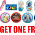 Free Item For New Google Express Customers!! Free Disney Night Light or Flashlight, Free Pool Floats, Free 2 Pack Zyliss Paring Knife Set, 2 Free Gildan T-Shirts, 2 Bottles of Nail Polish or Other Items To Choose From + Free Shipping
