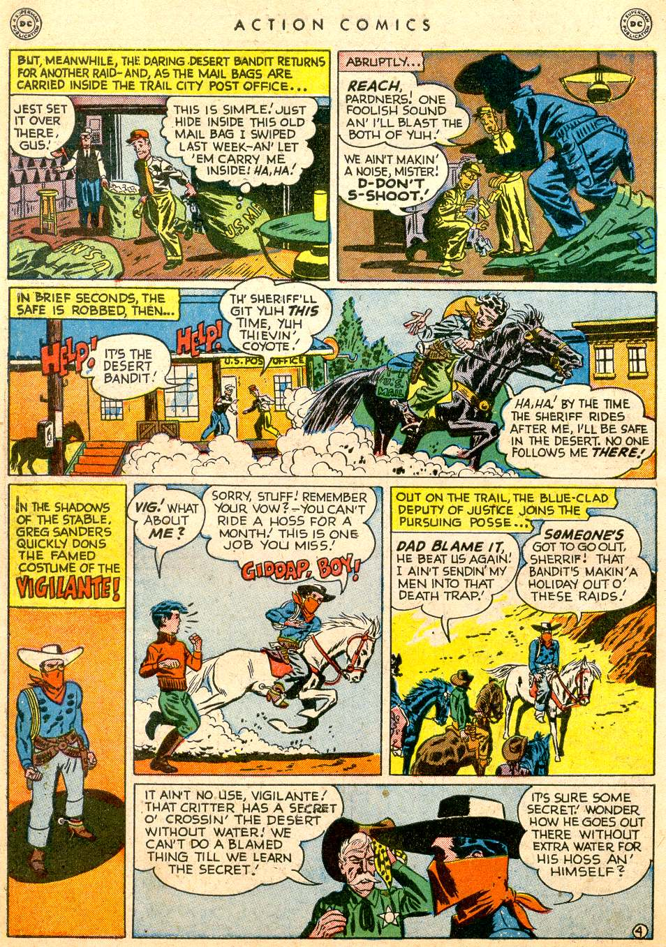 Read online Action Comics (1938) comic -  Issue #126 - 44