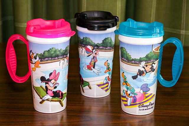 Disney Rapid Fill Mug: caneca e copo de refil da Disney