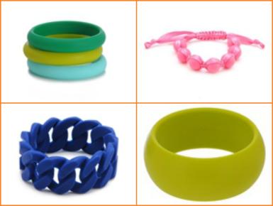 chewbeds bracelet collage