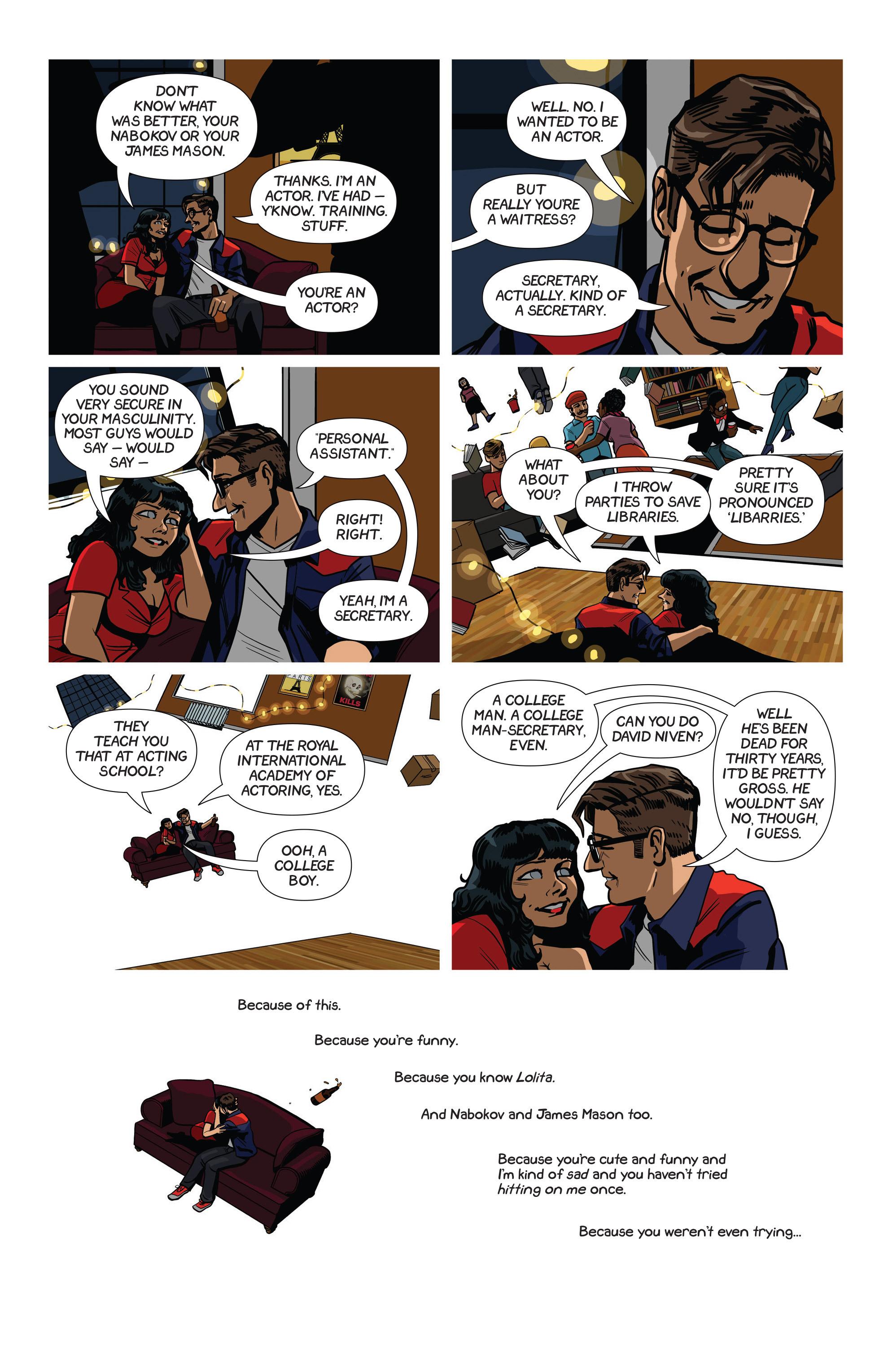Read online Sex Criminals comic -  Issue # _TPB 1 - 33