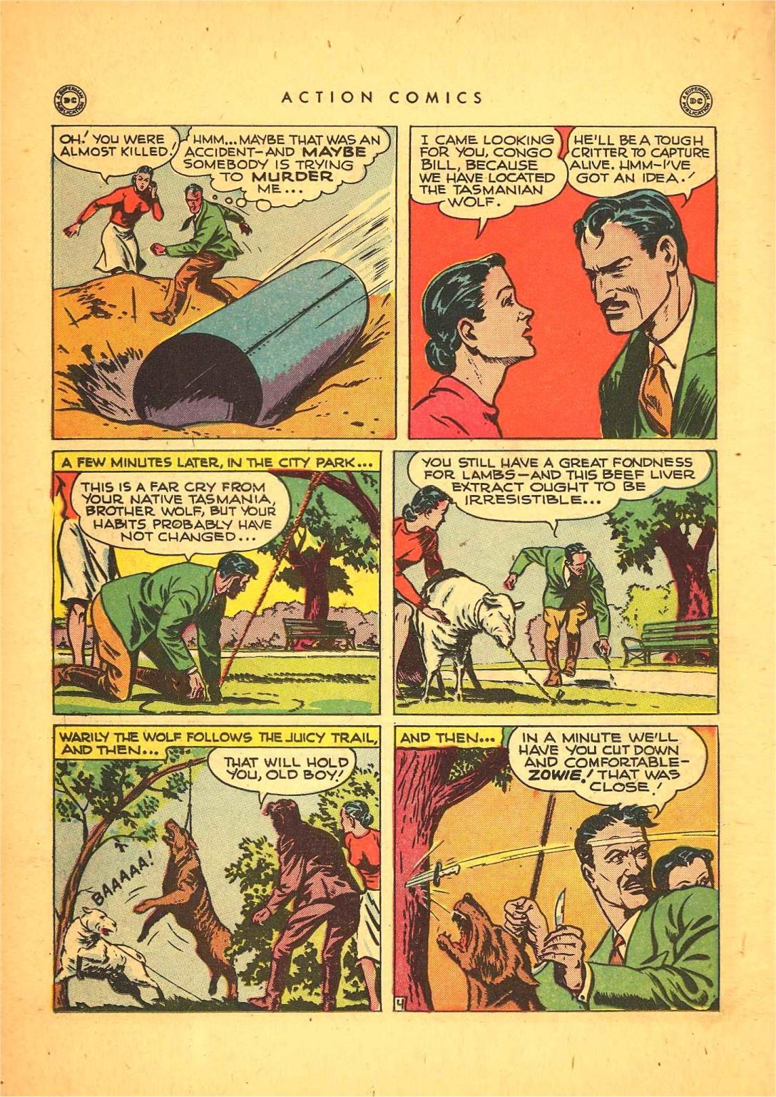 Action Comics (1938) 116 Page 18