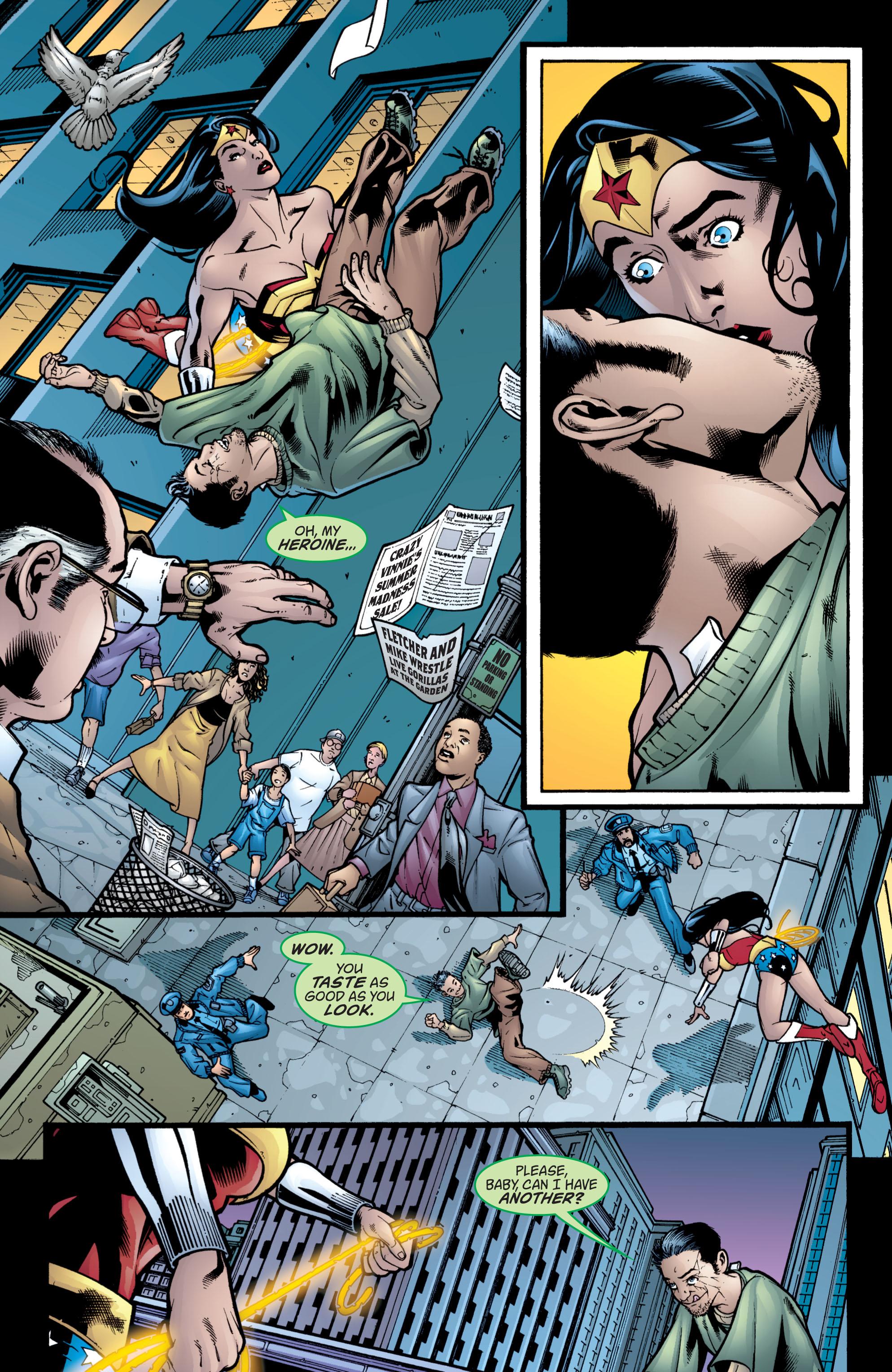 Read online Wonder Woman (1987) comic -  Issue #207 - 13