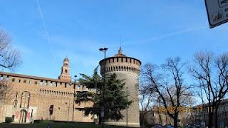 Milano+168 - Basílica de Sant'Ambrogio, Milão