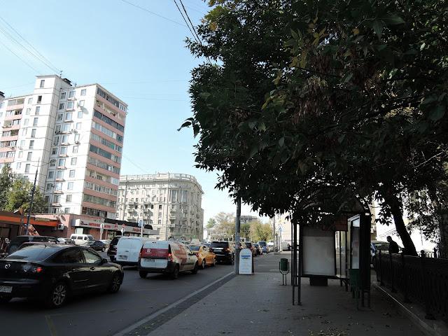 1-й Сыромятнический переулок