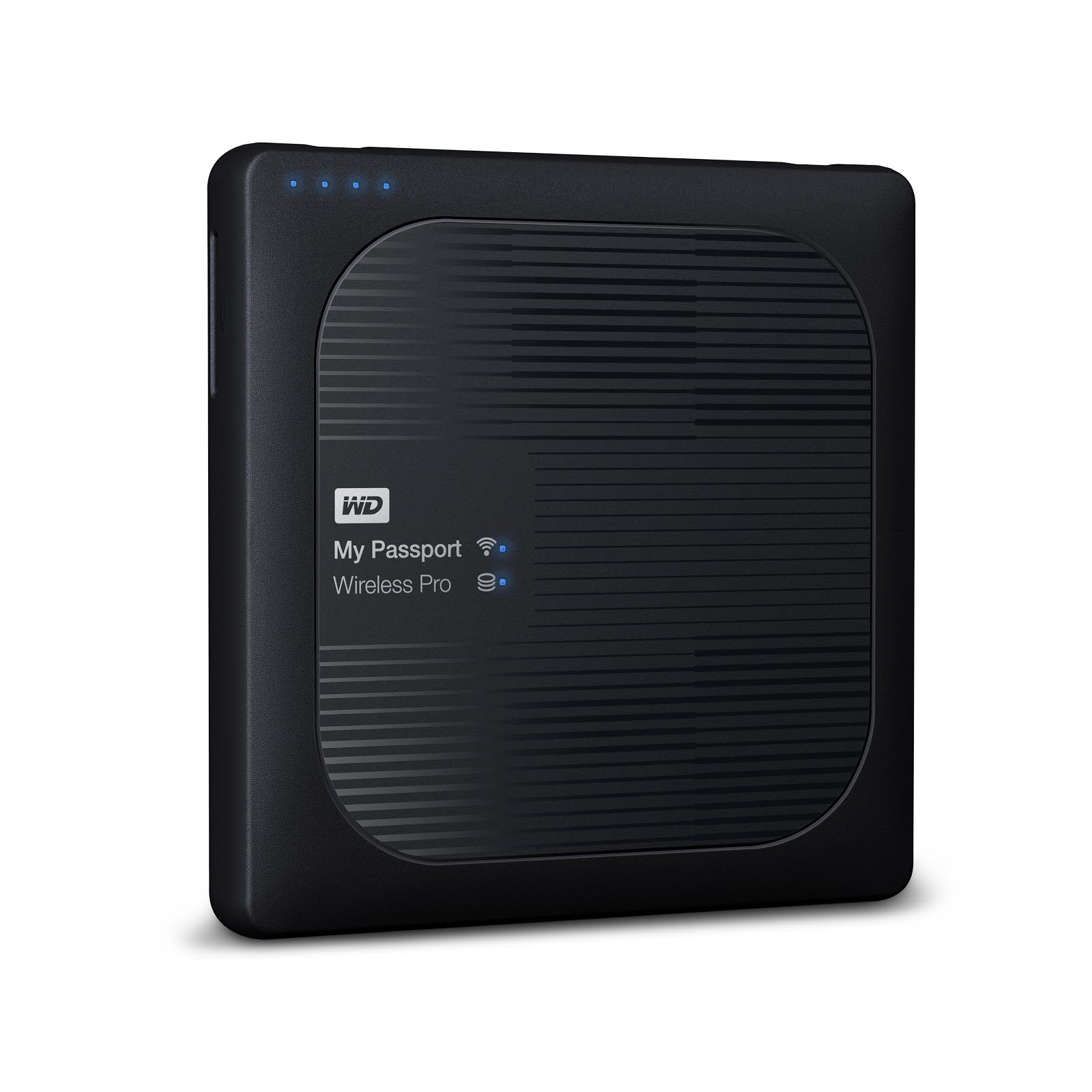 The New Western Digital My Passport Wireless Pro hard disk