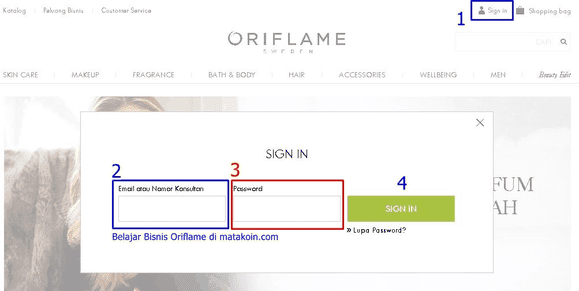 oriflame-login-di-oriflame.co.id