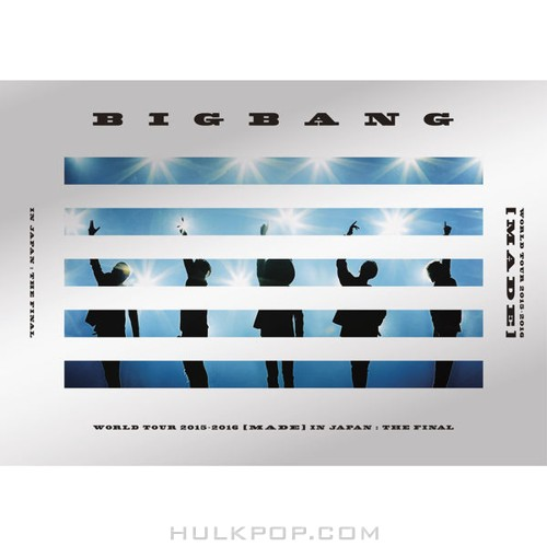 BIGBANG – BIGBANG WORLD TOUR 2015~2016 [MADE] IN JAPAN : THE FINAL (ITUNES MATCH AAC M4A)