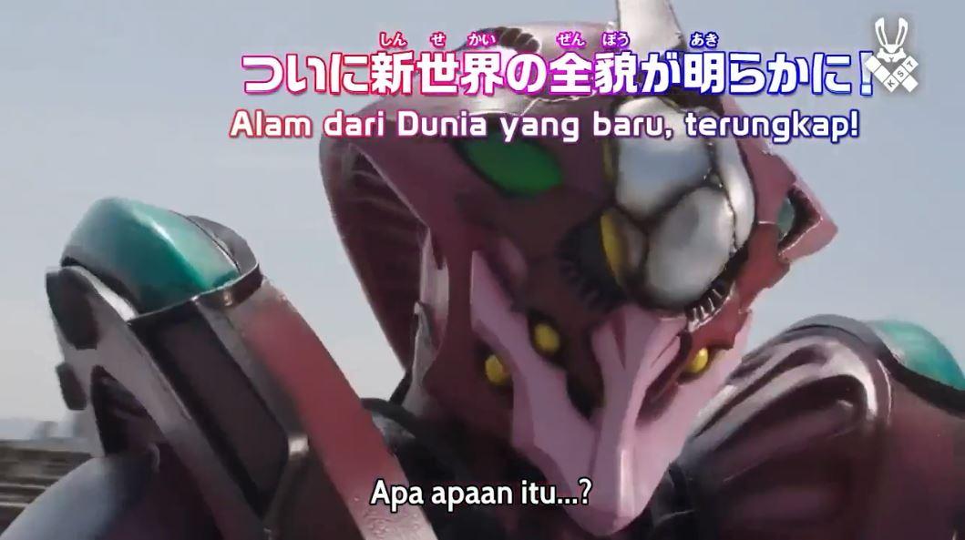 Kamen Rider Build episode 45 Subtitle Indonesia