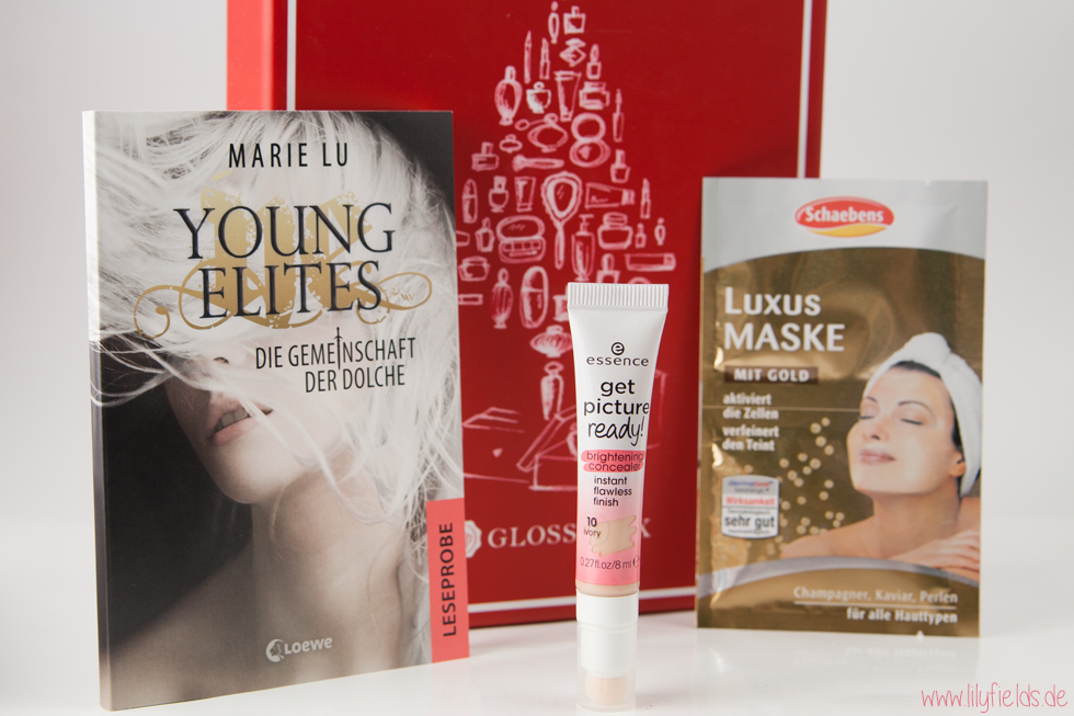 Glossybox Young Beauty - Dezember 2016 - unboxing