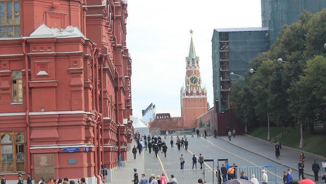 Kolej Transsyberyjska Moskwa