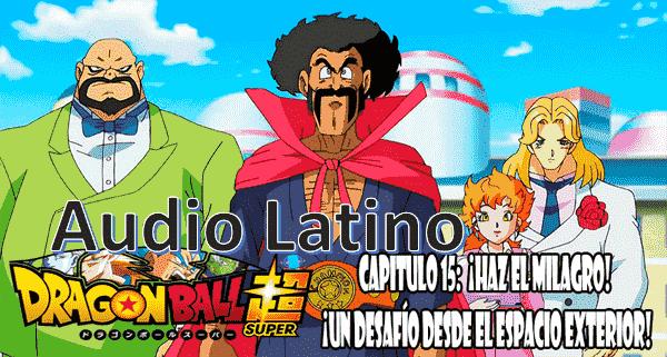 Ver capitulo 15 en audio latino online gratis, ya finalizada la batalla con Bills, Gokú se dispone ir a entrenar con Kaiosama.