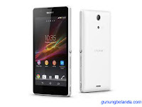 Cara Flashing Sony Xperia ZR C5502 Via Flashtool