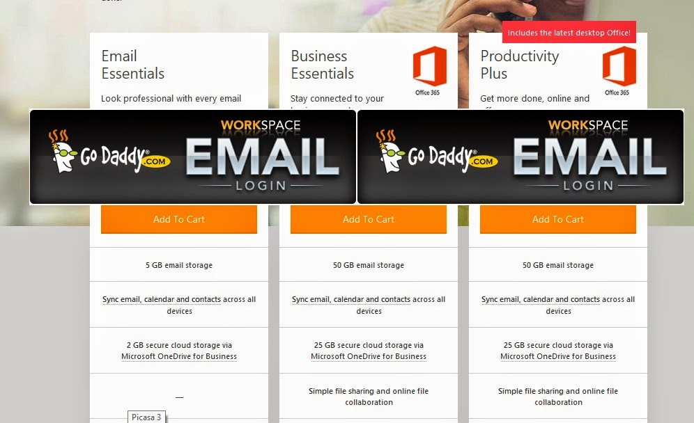 How to Host an Email Using GoDaddy : eAskme