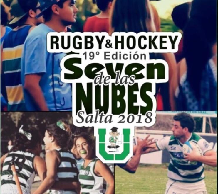 Seven de las Nubes 2018 #SEVENdelasNUBES