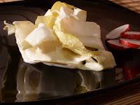 Salata de andive cu dressing de iaurt