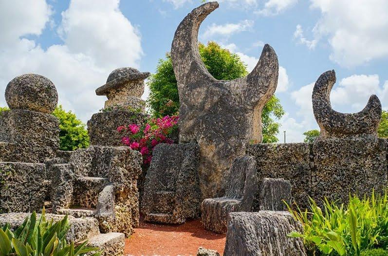 Vacanze negli States? Ecco 6 insolite mete da non perdere: Coral Castle in Florida.