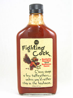Fighting Cock Bourbon 83