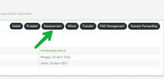 Cara Upgrade Domain Blogspot Menjadi Dot Com.
